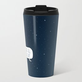 Star Stuff (Science Fiction Wrapping Paper No. 2) Travel Mug