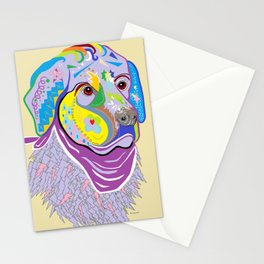 Great Pyrenees Dog Stationery Cards