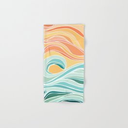 Sea and Sky II Hand & Bath Towel