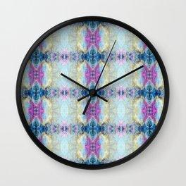 September Print One Wall Clock