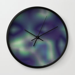 Please Stop Staring At Me Wall Clock