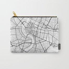 Bangkok Thailand Street Map Carry-All Pouch