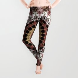 Cool Weather Mandala Leggings