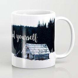 Find yourself Coffee Mug