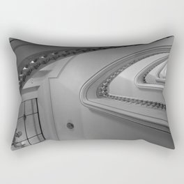 Looking up Rectangular Pillow