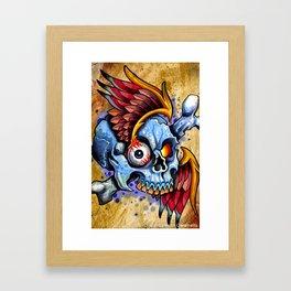 Kustom Kulture 12 Framed Art Print