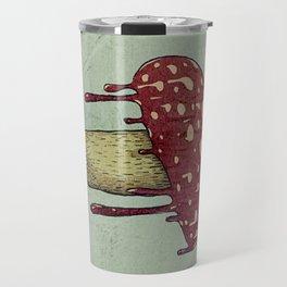 Mushroom Travel Mug