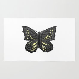 The Beauty in You - Butterfly #1 #drawing #decor #art #society6 Rug