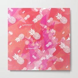 Pineappless Metal Print