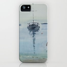 Morning at Sea iPhone Case
