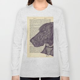 Catahoula Doodle Long Sleeve T-shirt