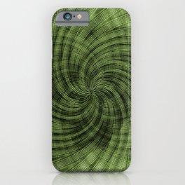 Woven grass... iPhone Case