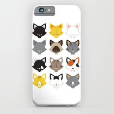 Cats, Cats, Cats Slim Case iPhone 6s