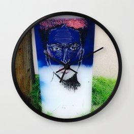 Frida Boxed Wall Clock