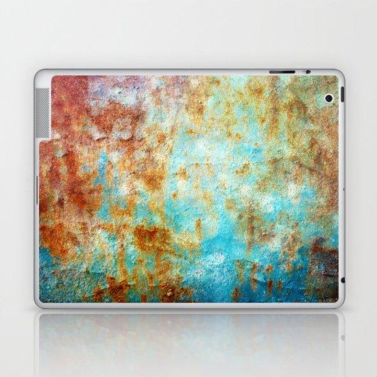 Grunge 'n' Rust Laptop & iPad Skin