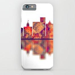 Savannah USA Skyline iPhone Case