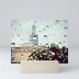 Sears Tower Chicago Mini Art Print
