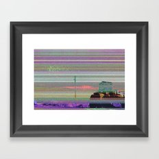 autotune 1 Framed Art Print