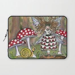 Fairy Stomp Laptop Sleeve