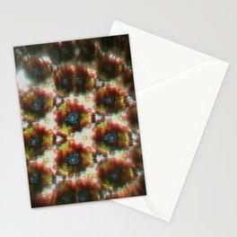 3D Kaleidoscope Stationery Cards