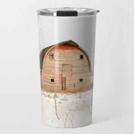 Barn Travel Mug