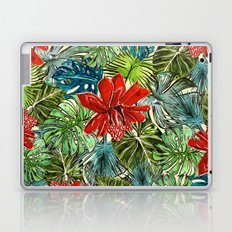 My Tropical Garden 3 Laptop & iPad Skin