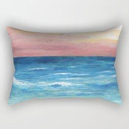 Sea View 269 Rectangular Pillow
