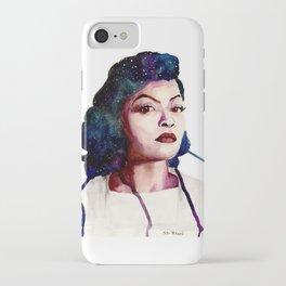 Katherine Johnson iPhone Case