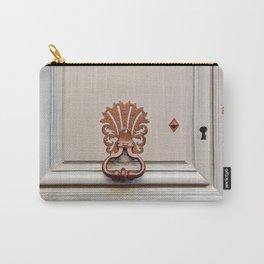Bronze Seashell Door Knocker - Paris, France Carry-All Pouch