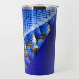 Blue moments Travel Mug