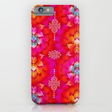 Variations on A Feather IV - Stars Aligned (Firebird Edition) iPhone 6s Slim Case