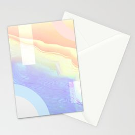 Shore Synth #1 Stationery Cards