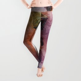 Steampunk Girl Leggings