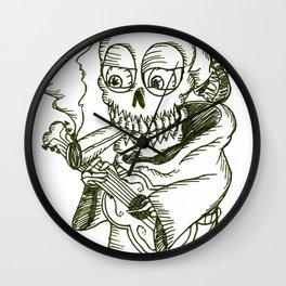 Reefer Reaper Wall Clock