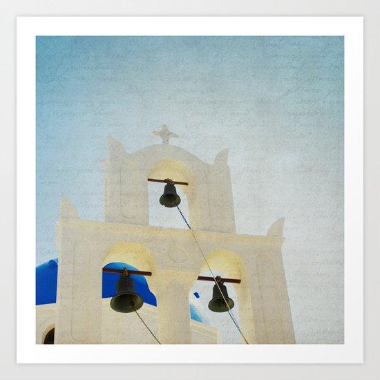 The Bells Art Print