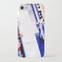 dj iPhone & iPod Cases featuring dj by Ricochet  Elm  Studio