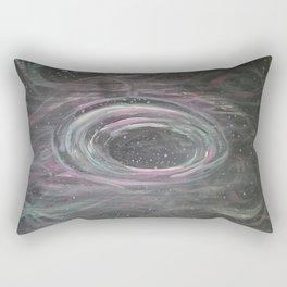 Swirly Space Rectangular Pillow
