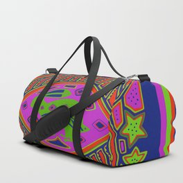 Tortoise and the Hare Duffle Bag