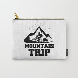 Mountain trip Carry-All Pouch