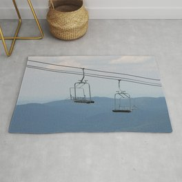 Lonely Together Apart Rug