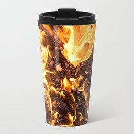 Phoenix from the Ashes Travel Mug