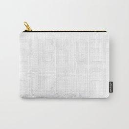 Fuck-off-hidden-message Carry-All Pouch