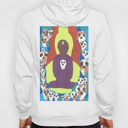 Cutting through spiritual materialism Hoody
