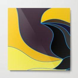 Sublime waves 2 Metal Print