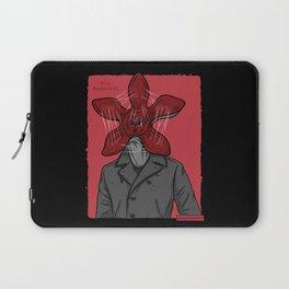 Creature in a coat Laptop Sleeve