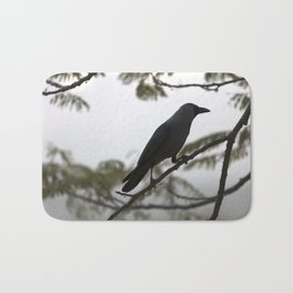 Black Crow. Bath Mat