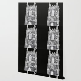 inverted church tower Wallpaper