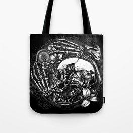 Hell Hope Horrible Tote Bag