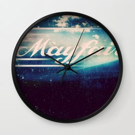 Mayfair Wall Clock