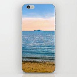 Great Yarmouth Beach iPhone Skin